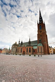 Free Knights Church In Stockholm, Sweden Stock Photo - 21903390