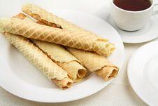 Free Waffles Stock Image - 21907741