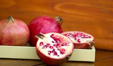 Free Pomegranate Stock Images - 21909774
