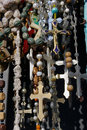 Free Crucifix And Rosaries . Royalty Free Stock Photography - 21910577