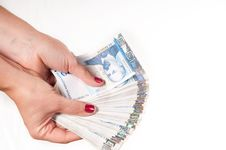 Free Bulgarian Currency Royalty Free Stock Photos - 21926668