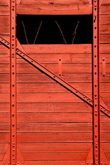 Free Red Door Stock Image - 21928241