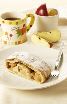 Free Apple Strudel Stock Image - 21928301