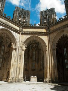 Free Batalha-Portugal Stock Photos - 21929743