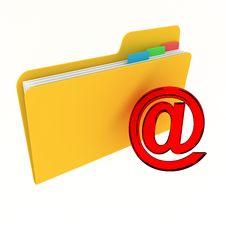Free Web  Folder Stock Image - 21935071