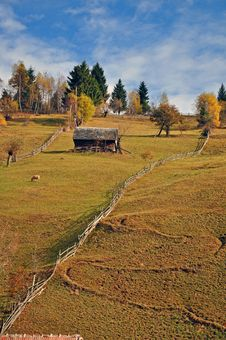 Free Transylvania Rural Nature Royalty Free Stock Images - 21936749