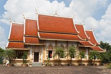 Free Thai Church Stock Photography - 21939412