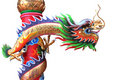 Free Golden Dragon Stock Photos - 21943933