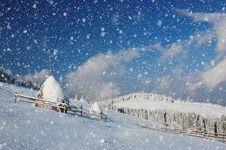 Free Winter Landscape Stock Image - 21940381