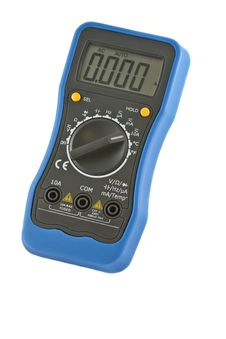 Free Multimeter For A Measurement Royalty Free Stock Image - 21940676