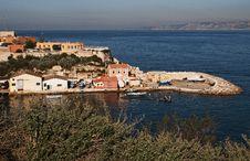 Free Mediterranean Coast Royalty Free Stock Images - 21941039