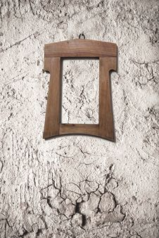 Free Photo Frame On The Wall Royalty Free Stock Photo - 21941615