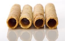 Free Egg Rolls Royalty Free Stock Images - 21945129
