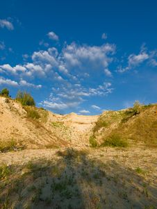 Free Landscape With Rocks And Sky Royalty Free Stock Photos - 21947168