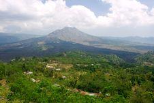 Volcano Scenery