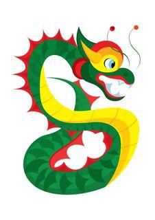 Free Dragon Royalty Free Stock Photo - 21949165