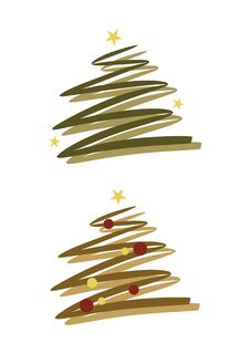 Free Christmas Tree Stock Photo - 21950020