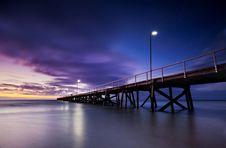Free Vibrant Jetty Stock Images - 21951254