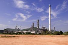 Free Refinery Stock Image - 21952521