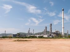 Free Refinery Royalty Free Stock Images - 21952569