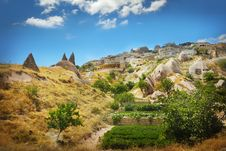 Free Cappadocia Royalty Free Stock Photos - 21956868