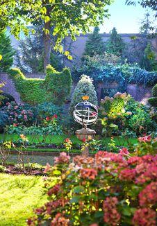 Free Classic Garden Stock Photography - 21958952