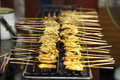 Free Barbecue Pork. Stock Image - 21960991