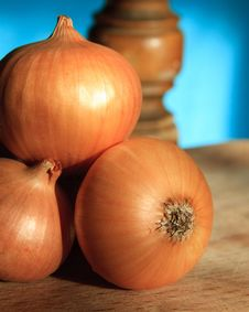 Free A Group Of Onions Royalty Free Stock Photography - 21961207