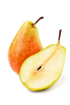 Free Cut Pear Royalty Free Stock Photography - 21963437