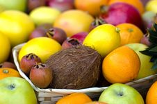 Free Bunch Of Fruit Royalty Free Stock Photo - 21963655