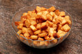 Free Fried Bread Stock Photography - 21970572