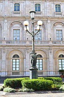 Free Beautiful Baroque Palace Royalty Free Stock Photos - 21973268