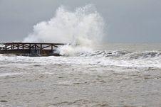 Free Big Wave Stock Photo - 21974560