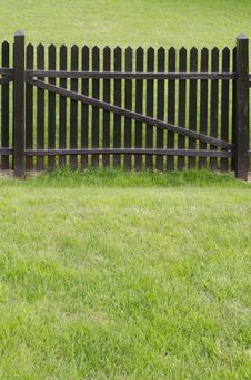 Free Old Wooden Fense Royalty Free Stock Images - 21976339