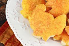 Free Autumn Cookies Stock Image - 21978561
