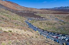 Free Teide National Park Royalty Free Stock Image - 21980596
