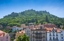 Free Sintra, Portugal. General View Royalty Free Stock Photography - 21980657