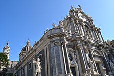 Free Cathedral Of Saint Agatha Stock Photos - 21982553