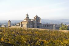 Free Monastery Of Santa Maria De Poblet Stock Images - 21994524
