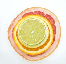 Free Citrus Fruits Stock Images - 21995404