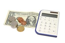 Free US Dollar Bills Royalty Free Stock Photos - 21996668