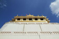 Free Golden Mount Temple Stock Images - 21997074
