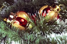 Free Christmas Ornament Royalty Free Stock Images - 21998969