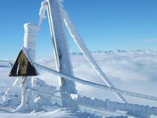 Free SnowSignal Stock Image - 220201