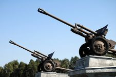 Free Cannon Stock Photography - 221592