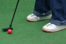 Free Putt Putt Golf Stock Photos - 225233