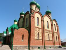 Free Russian Monastery Royalty Free Stock Photography - 226117