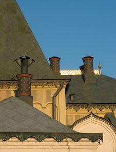Free Orthodox Church Fragment Stock Photo - 228980