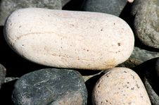 Free Stones Royalty Free Stock Image - 229476