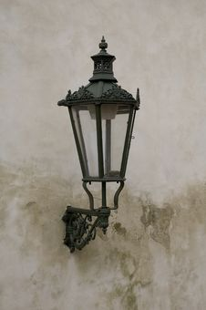 Free Lamp In Prague Royalty Free Stock Photography - 229857